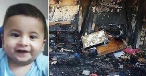 تفاصيل جريمة إحراق وقتل الطفل علي دوابشة وعائلته