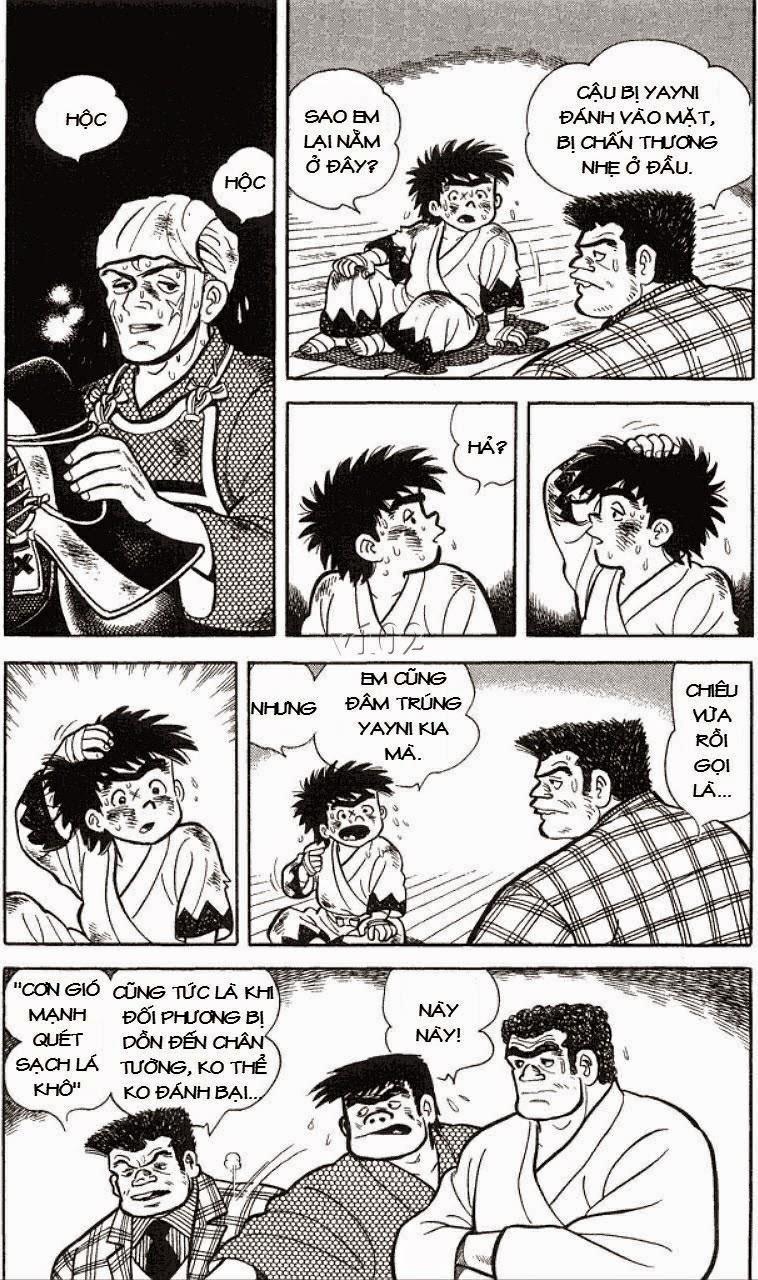 Siêu quậy Teppi chap 130 - Trang 38
