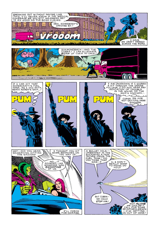 Captain America (1968) Issue #320 #248 - English 13
