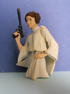 minibusto de la princesa Leia