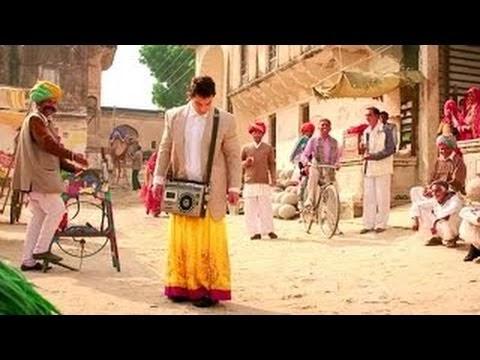 pk: a rajkumar hirani film