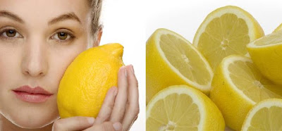 Lemon's Health benefits for Healthy skin