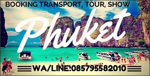 Book Tour,Show Phuket
