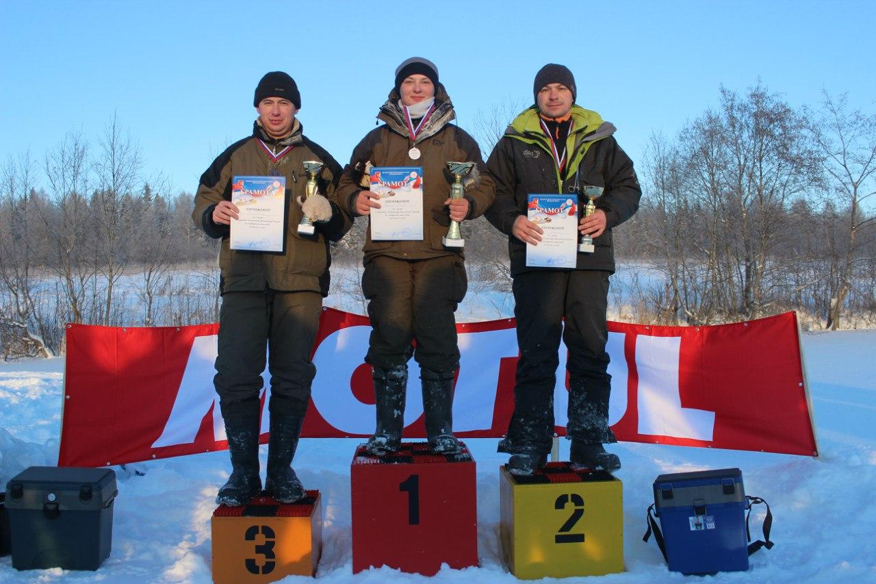 северодвинск соревнования по рыбной ловли