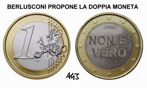 euro, berlusconi, europa
