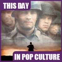 "Steven Spielberg released the movie, ""Saving Private Ryan"" to theaters on July 24, 1998."