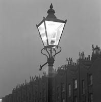 London Street Light c. 1940