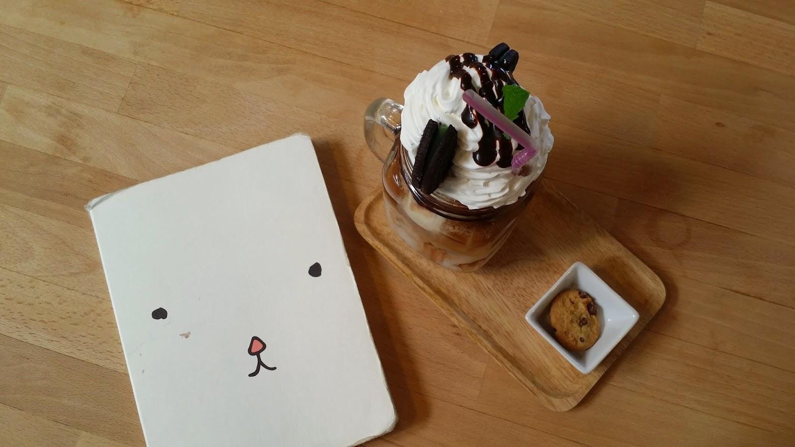 REMINDING MYSELF OF KOREA @ CAFE MAJI - ARCADIA - EAT WITH HOP!