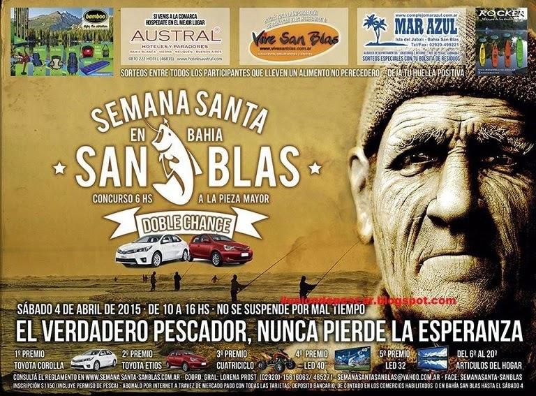 Concurso en San Blas