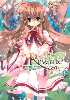 Tojo Sakana Rewrite: Side B   リライト:SIDE B Key