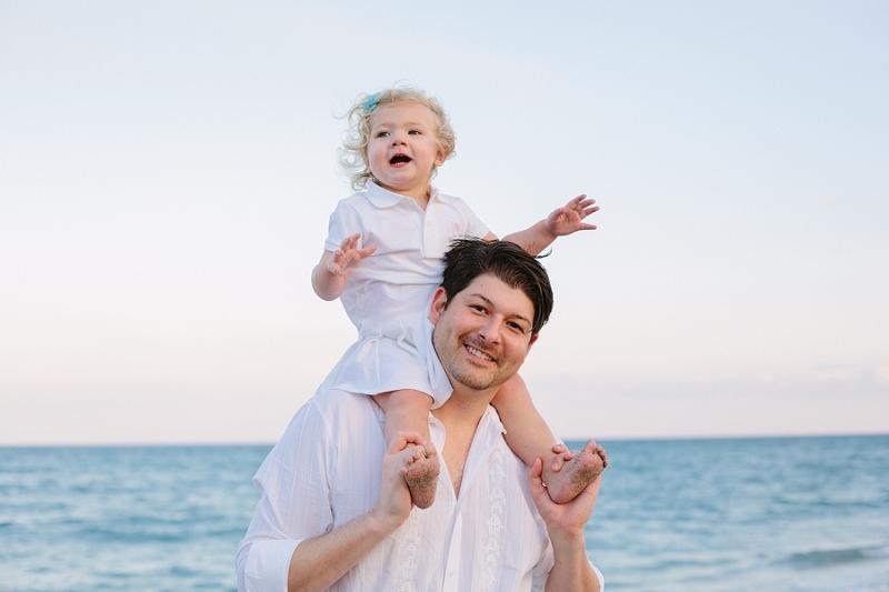 juno beach pier florida family photography