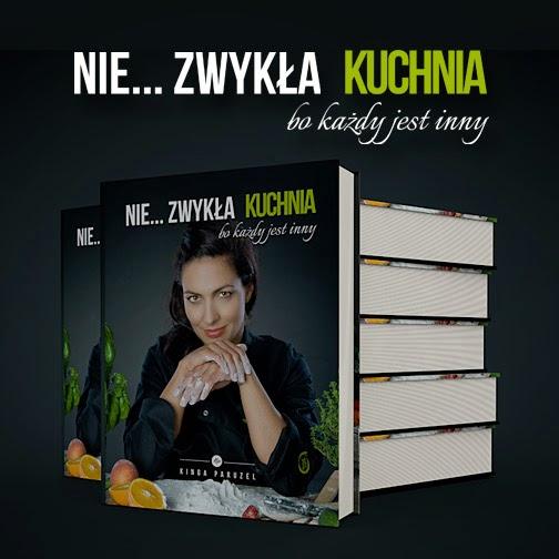 Moja pierwsza książka kulinarna z autografem i dedykacją