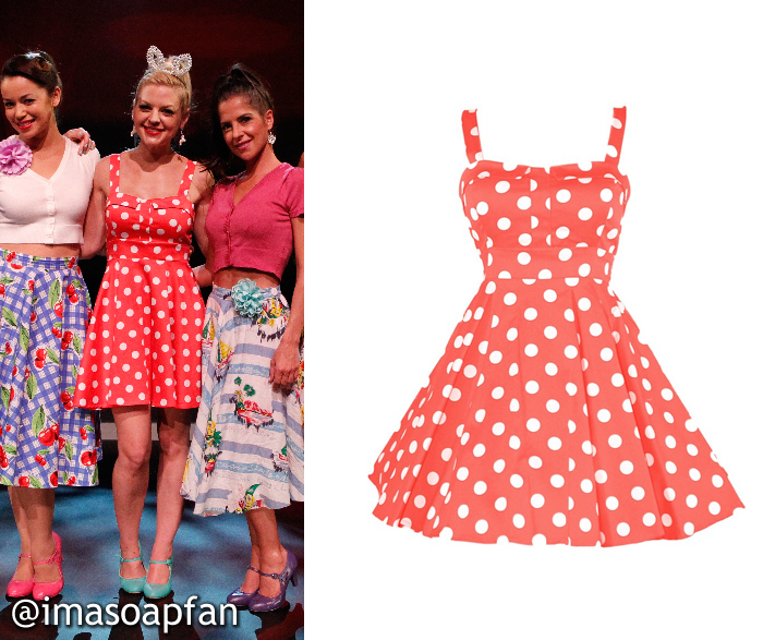 Maxie general hospital dress