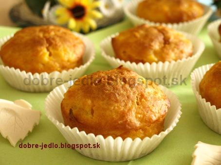 Ananásovo-mrkvové muffiny - recepty
