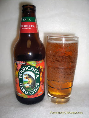 Woodchuck Fall Hard Cider