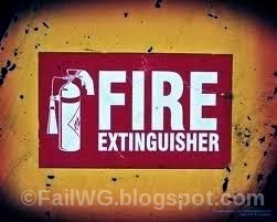 Automatic Fire Extinguisher [9.8]