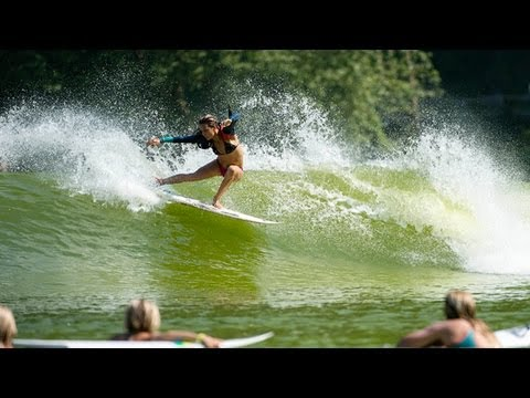 Wavegarden Highlights - Roxy Pro Biarritz 2013