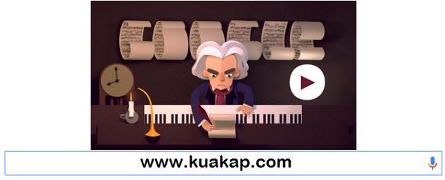Biodata Profil Beethoven Komponis Klasik Asal Jerman Hari ini Google Merayakan Ulang Tahunya Ke-245