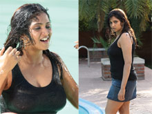 Bhuvaneswari bikini hot image latest
