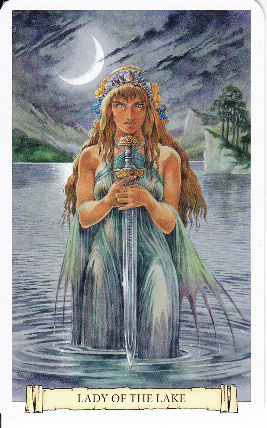 Rowan Tarot Into The Mystic