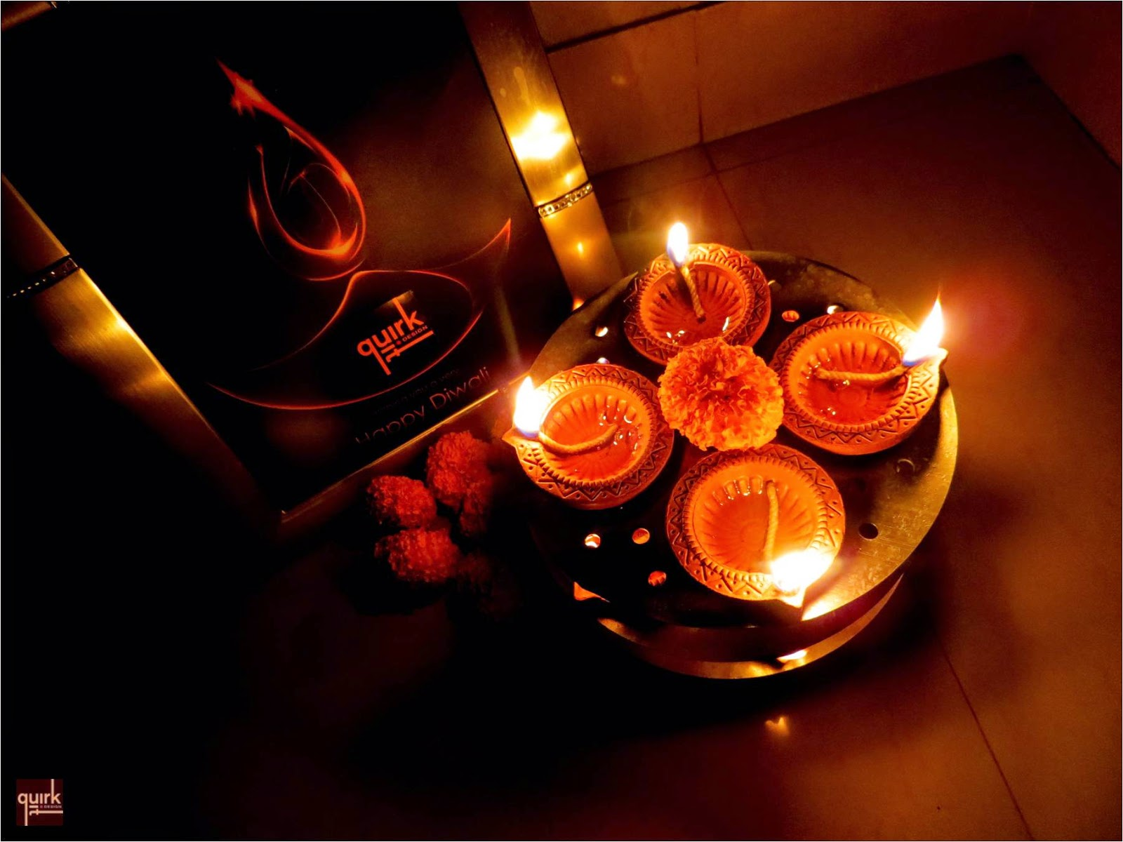 Quirk It Design_DIY Diya Stand_DIY_Quirky_Home_Decor_Diwali