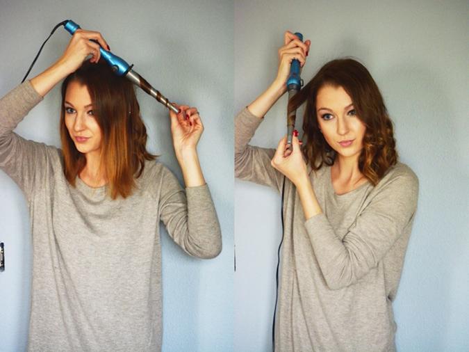 Love Lenore How I Style My Lob Haircut