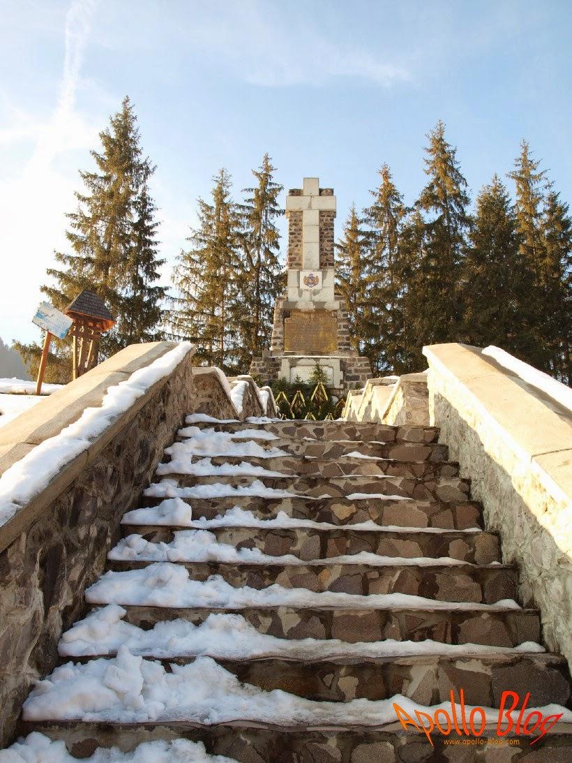 Mausoleu Toplita Secu