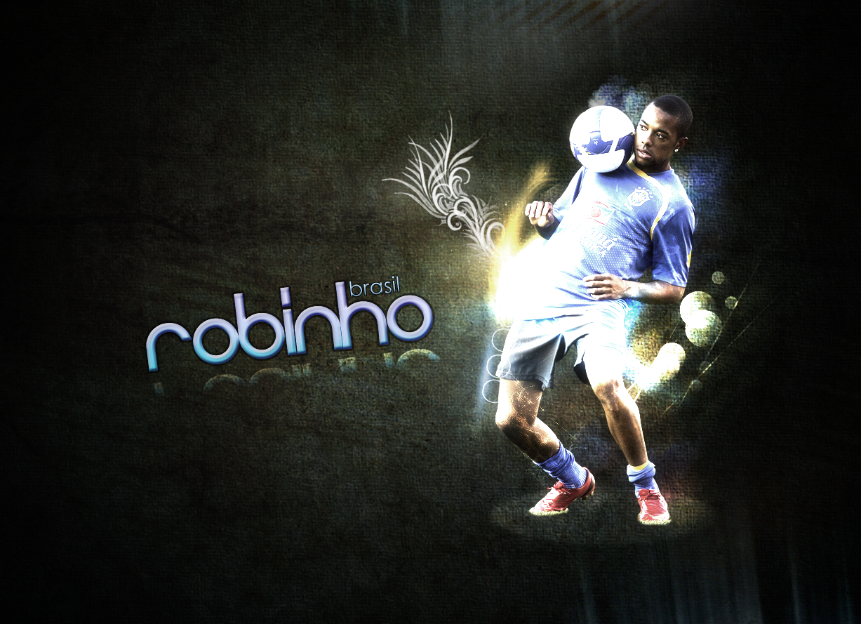 Robinho New HD Wallpapers 2013-2014