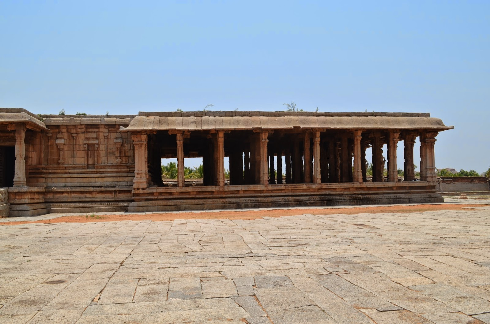 Pattabhirama Temple, Hampi