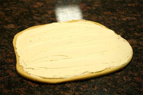 butter-on-dough