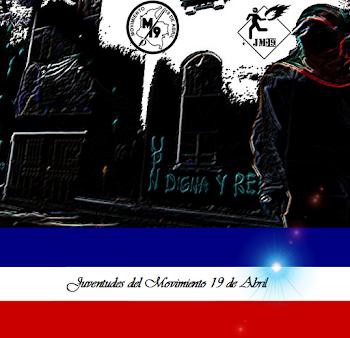 Sitio oficial en la Red de la Brigada Irma Franco - JM19 - Distrito Rebelde
