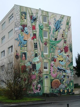 Garden Mural