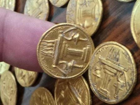 Iraq coin