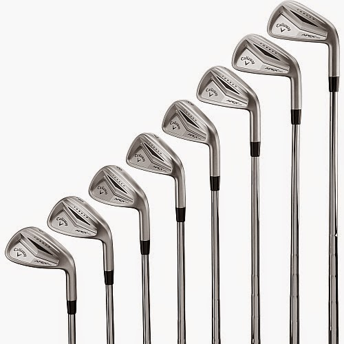 CALLAWAY Men's Apex Pro Irons - 3-PW - Steel - Right Hand
