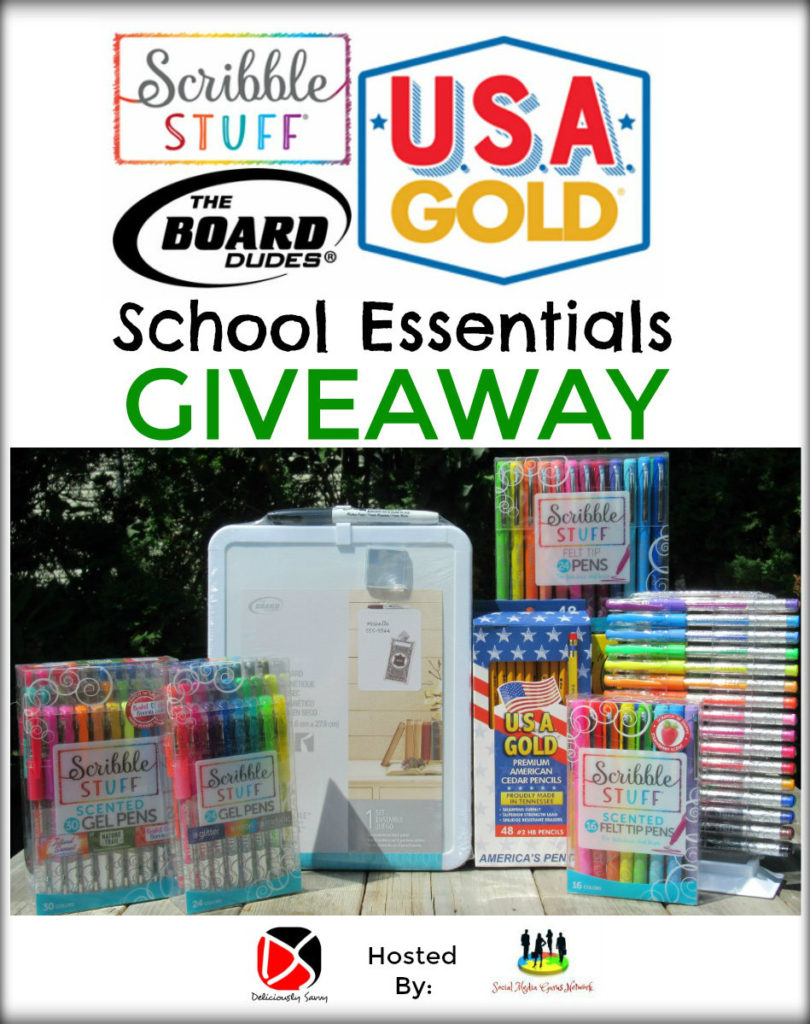 The School Essentials Giveaway