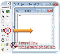Cara Mudah Menggunakan ListBox Visual Basic