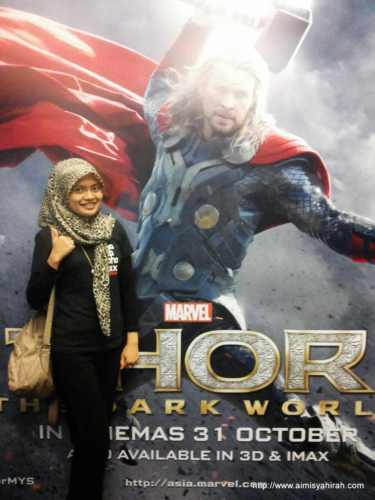 Perghh memang best story Thor ni Saya memang follow filem keluaran Marvel ni since jatuh cinta dengan movie The Avengers Sangat adventure tapi sarat