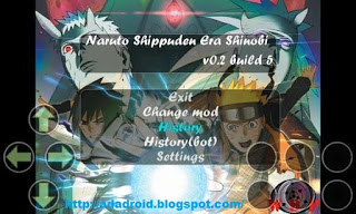 Download Naruto Shippuden: Era Shinobi v0.2 Build 5 Apk