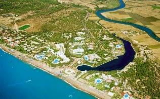 Titreyen Göl Manavgat Antalya