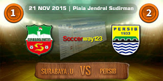 Prediksi Surabaya United vs Persib Bandung 21 November – Piala Jenderal Sudirman