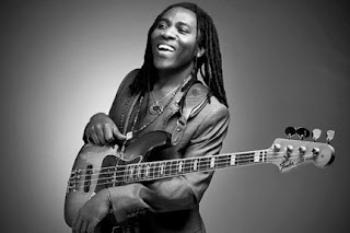 Richard Bona - Cameroon bassist
