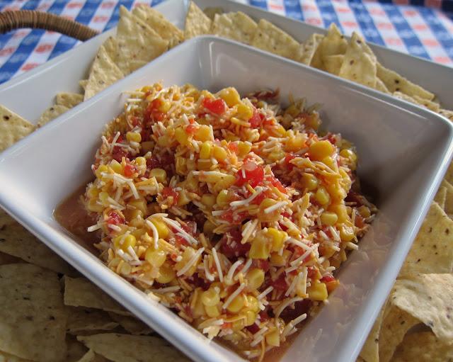 Italian Corn Salsa