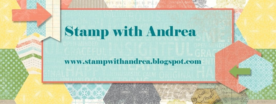 Stamp With Andrea