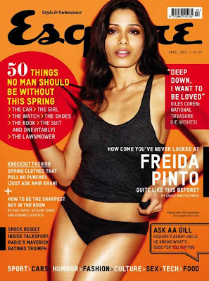 Freida Pinto hot bikini photos