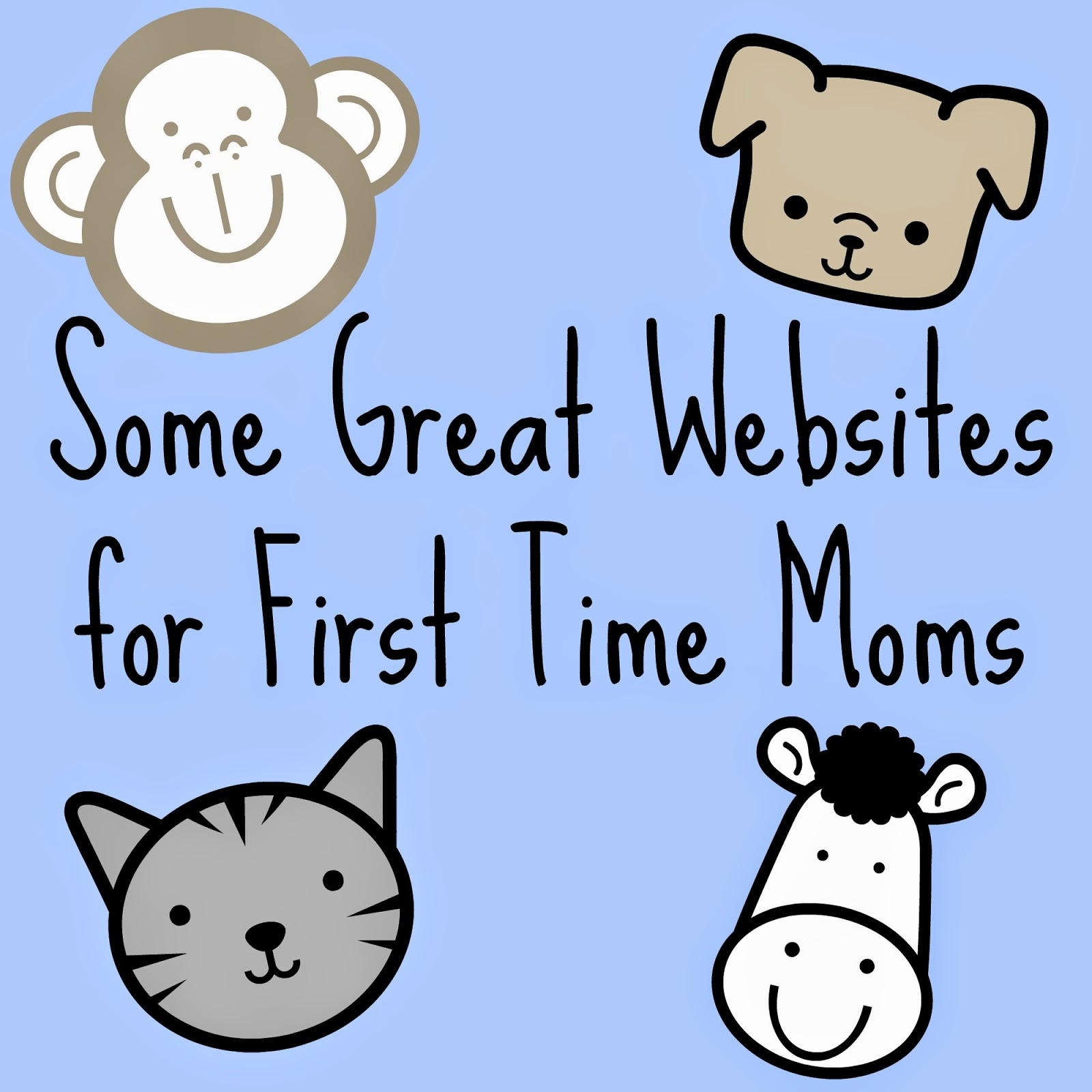 list of helpful websites for first-time moms,