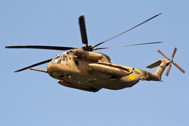 Israeli CH-53 Sea Stallion (Yas'ur)