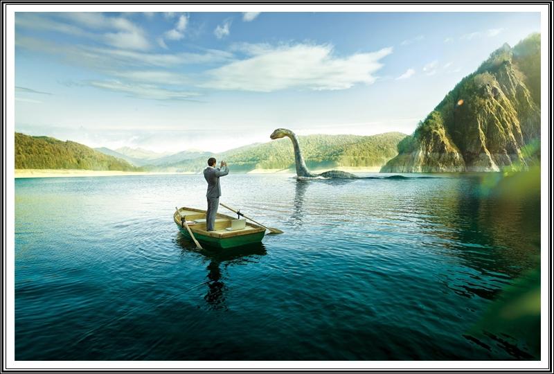 Historias y leyendas: Monstruo del lago Ness