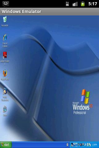 windows xp emulator android apk