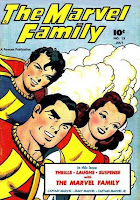 Marvel Family 13 cover