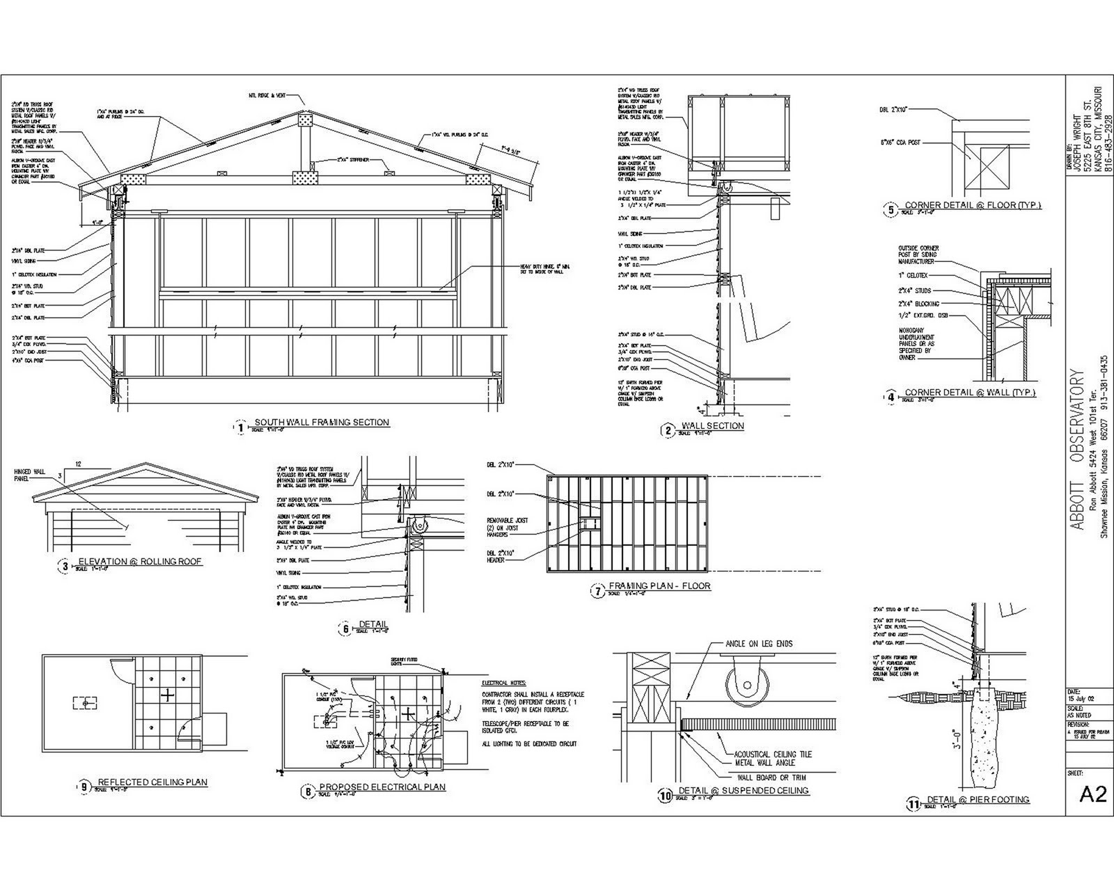 My classroom online building drawing for Construction plan drawing